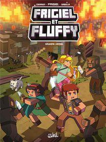 Frigiel Et Fluffy T.9 ; Sauvons Lanniel
