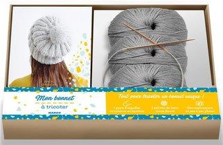 Coffret Mon Bonnet A Tricoter