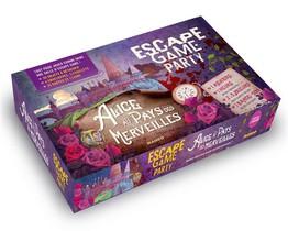 Escape Game ; Alice Au Pays Des Merveilles