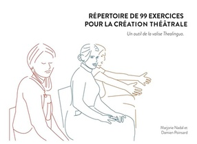 Thealingua - Outils Pour La Creation Theatrale Collective Multilingue T.1 ; Repertoire De 99 Exercices Pour La Creation Theatrale