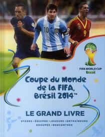 Coupe Du Monde De La Fifa ; Bresil 2014 ; Le Grand Livre