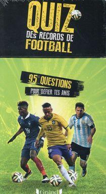 Boite A Questions ; Quizz Des Records De Football
