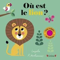 Cache-cache Lion