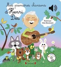 Mes Premieres Chansons D'henri Des