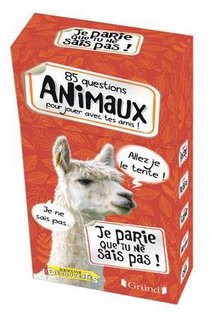 Boite A Questions Animaux