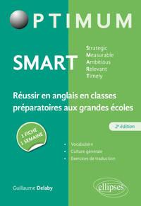 Smart - Strategic, Measurable, Ambitious, Relevant, Timely - Reussir En Anglais En Classes Preparatoires Aux Grandes Ecoles