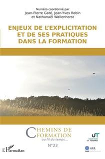 Enjeux De L'explicitation Et De Ses Pratiques Dans La Formation