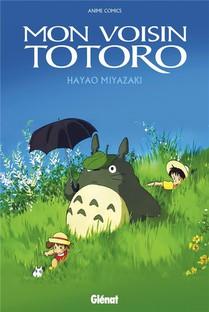 Mon Voisin Totoro ; Anime Comics
