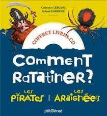 Comment Ratatiner Les Pirates Et Les Araignees ; Coffret