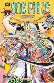One Piece - Edition Originale T.93 ; La Coqueluche Du Village D'ebisu