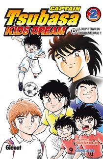 Captain Tsubasa - Kids Dream T.2