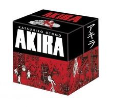 Akira ; Coffret Vol.1 ; T.1 A T.6