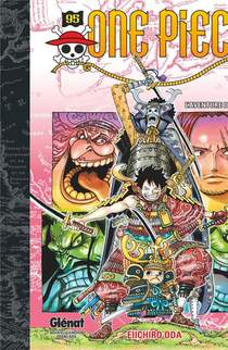 One Piece - Edition Originale T.95 ; L'aventure D'oden