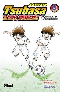 Captain Tsubasa - Kids Dream T.3