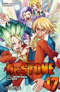 Dr. Stone T.17