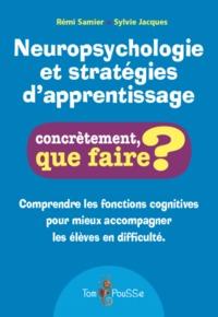 Neuropsychologie Et Strategie D'apprentissage
