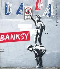 Revue Dada N.245 ; Banksy