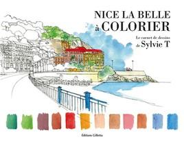 Nice La Belle A Colorier