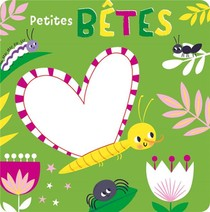 Petites Betes (coll. Livre A Toucher Silicone)
