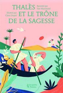 Thales Et Le Trone De La Sagesse