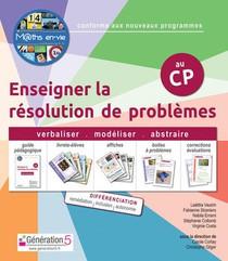 M Ths En-vie - Enseigner La Resolution De Problemes Au Cp (classeur + 1 Jeu De 5 Livrets)