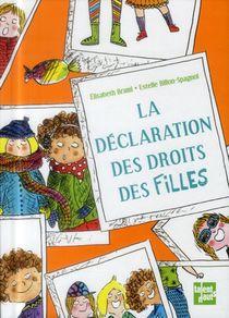 La Declaration Des Droits Des Filles