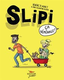Slipi ; Le Debut Pour Commencer T.1