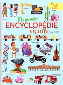 Ma Premiere Encyclopedie Visuelle
