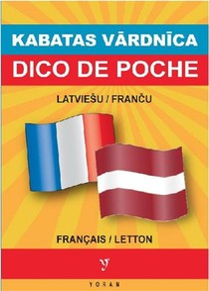 Dico De Poche Bilingue Letton-francais