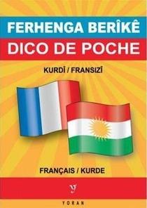 Dico De Poche Bilingue Kurde-francais