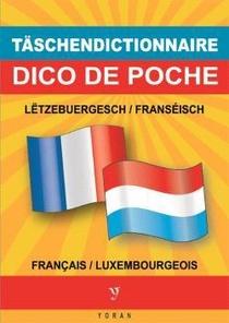 Dico De Poche Bilingue Luxembourgeois-francais