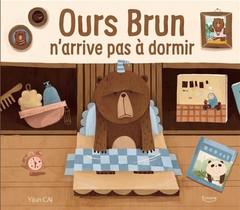 Ours Brun N'arrive Pas A Dormir