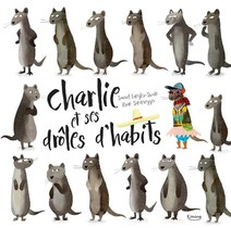 Charlie Et Ses Droles D'habits
