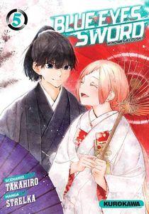 Blue Eyes Sword T.5