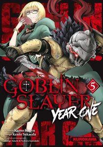 Goblin Slayer - Year One T.5