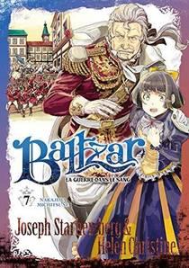 Baltzar ; La Guerre Dans Le Sang T.7