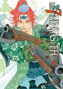 Les 7 Ninjas D'efu T.5