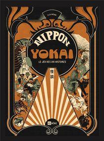 Nippon Yokai ; Le Jeu Des Dix Histoires