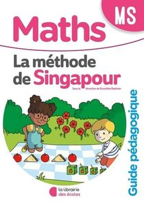 Methode De Singapour ; Maths ; Ms ; Guide Pedagogique (edition 2020)