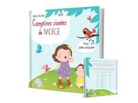 Comptines Signees De Nadege (livre-cd)