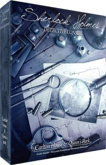 Sherlock Holmes - Detective Conseil