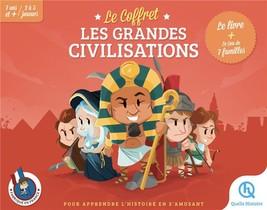 Le Coffret Les Grandes Civilisations