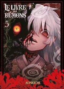Le Livre Des Demons T.5