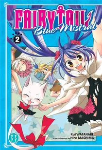 Fairy Tail - Blue Mistral T.2