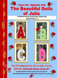 I Learn The Alphabet With The Beautiful Dolls Of Julia