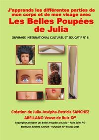 J'apprends A Connaitre Le Corps Humain Et Mon Visage Avec Les Belles Poupees De Julia