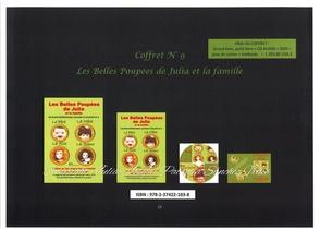 Les Belles Poupees De Julia Et L'amour De La Famille