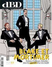 Dbd Magazine Hors-serie N.22 ; Blake Dans Les Coulisses
