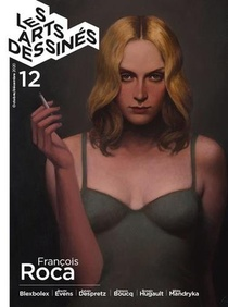 Les Arts Dessines N.12 ; Francois Roca