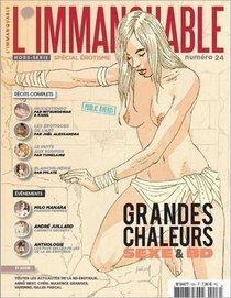 L'immanquable Hors-serie N.24 ; Grandes Chaleurs : Sexe & Bd